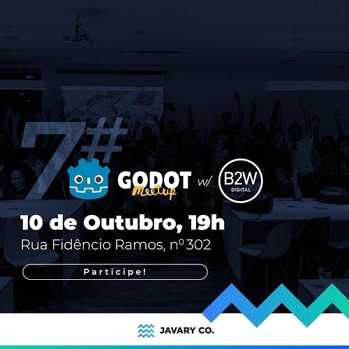Godot Meetup # 7